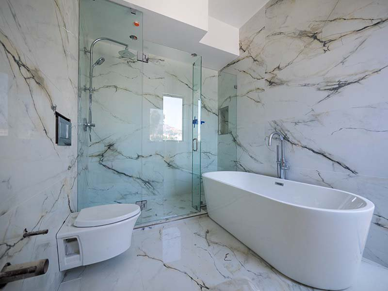Denver Shower Enclosures | Touch Stone Granite and Marble